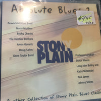 Various - Stony Plain - Absolute Blues 2 - Used CD
