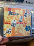 Memphis Minnie - I Ain't No Bad Gal - Used CD
