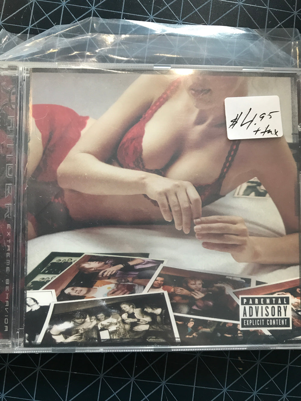 Hinder - Extreme Behaviour - Used CD