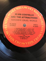 Elvis Costello And The Attractions - Goodbye Cruel World - Used Vinyl LP