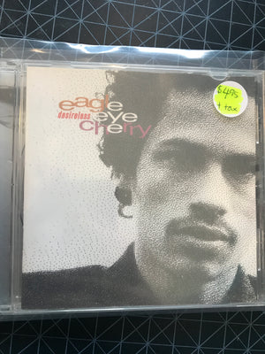 Eagle Eye Cherry - Desireless - Used CD