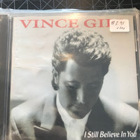 Vince Gill - I Still Believe In You - Used CD