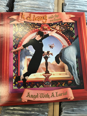 K.D. Lang And The Reclines - Angel With A Lariat - Used Vinyl LP