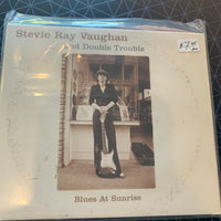 Stevie Ray Vaughan and Double Trouble - Blues At Sunrise - Used CD