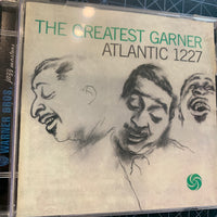 Erroll Garner - The Greatest Garner -  Used CD