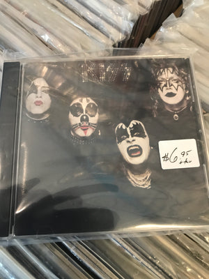 Kiss - S/T - Used CD