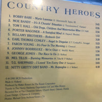 Various - Country Heroes - Used CD