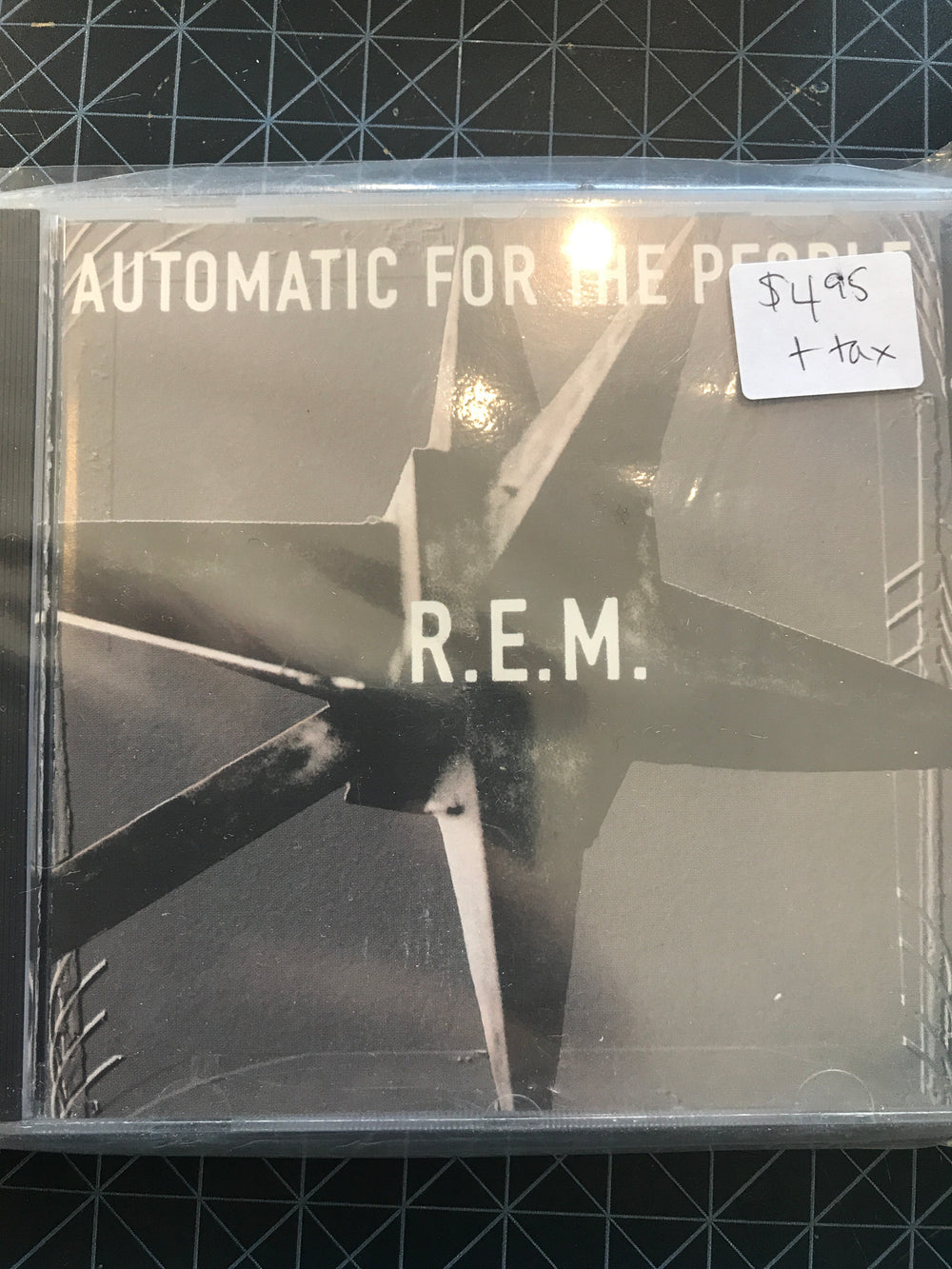R.E.M. - Automatic For The People - Used CD