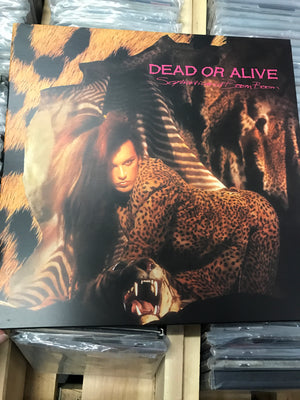 Dead Or Alive -  Sophisticated Boom Boom - Used Vinyl LP