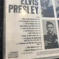 Elvis Presley - S/T - Used CD
