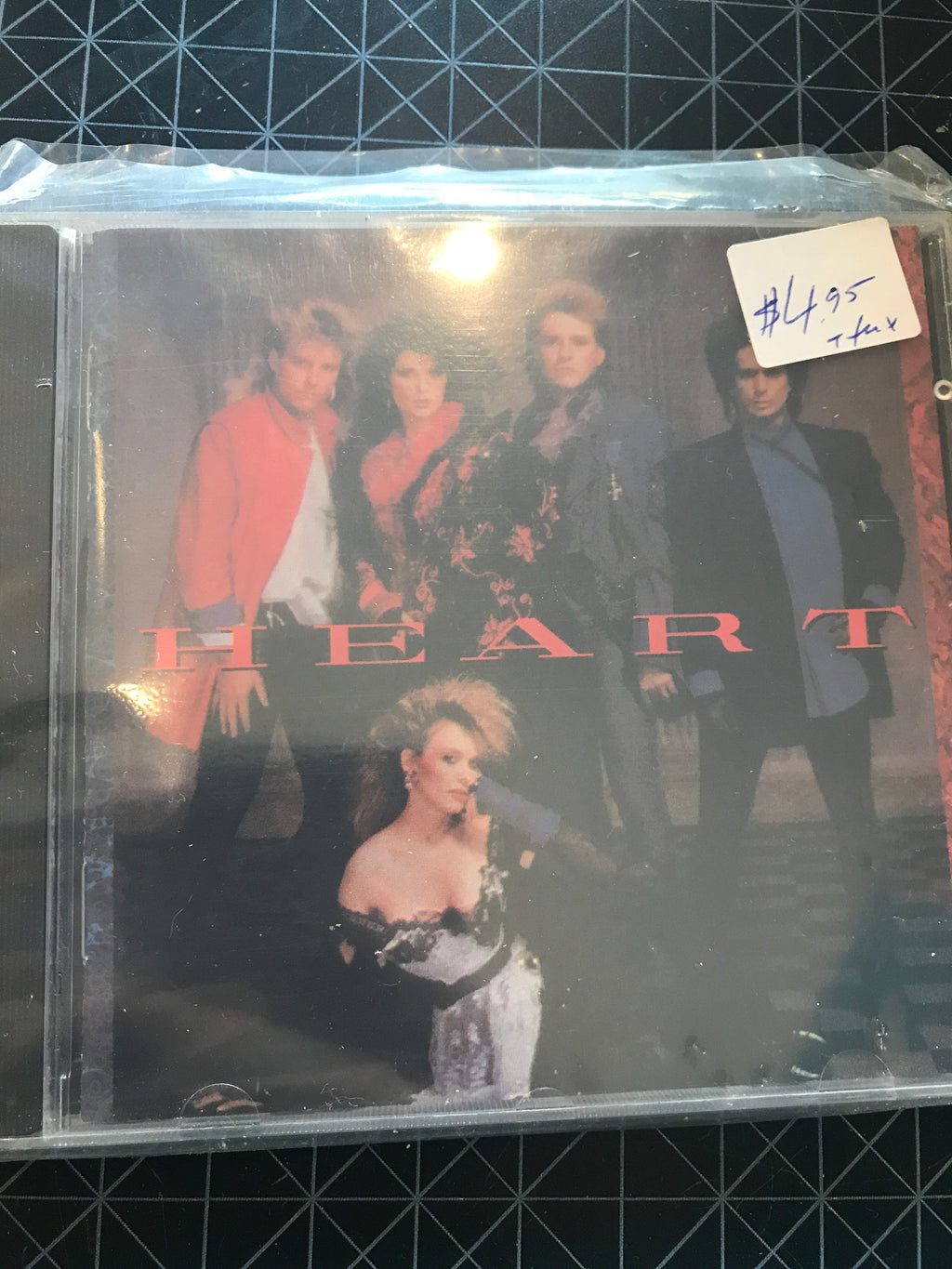 Heart - S/T - Used CD