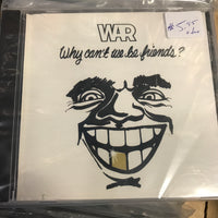 War - Why Can't We Be Friends - Used CD