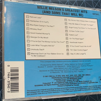 Willie Nelson - Greatest Hits -  Used CD