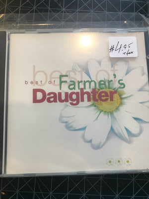 Farmer's Daughter - Best Of - Used CD
