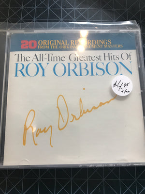 Roy Orbison - All-Time Greatest Hits Of - Used CD