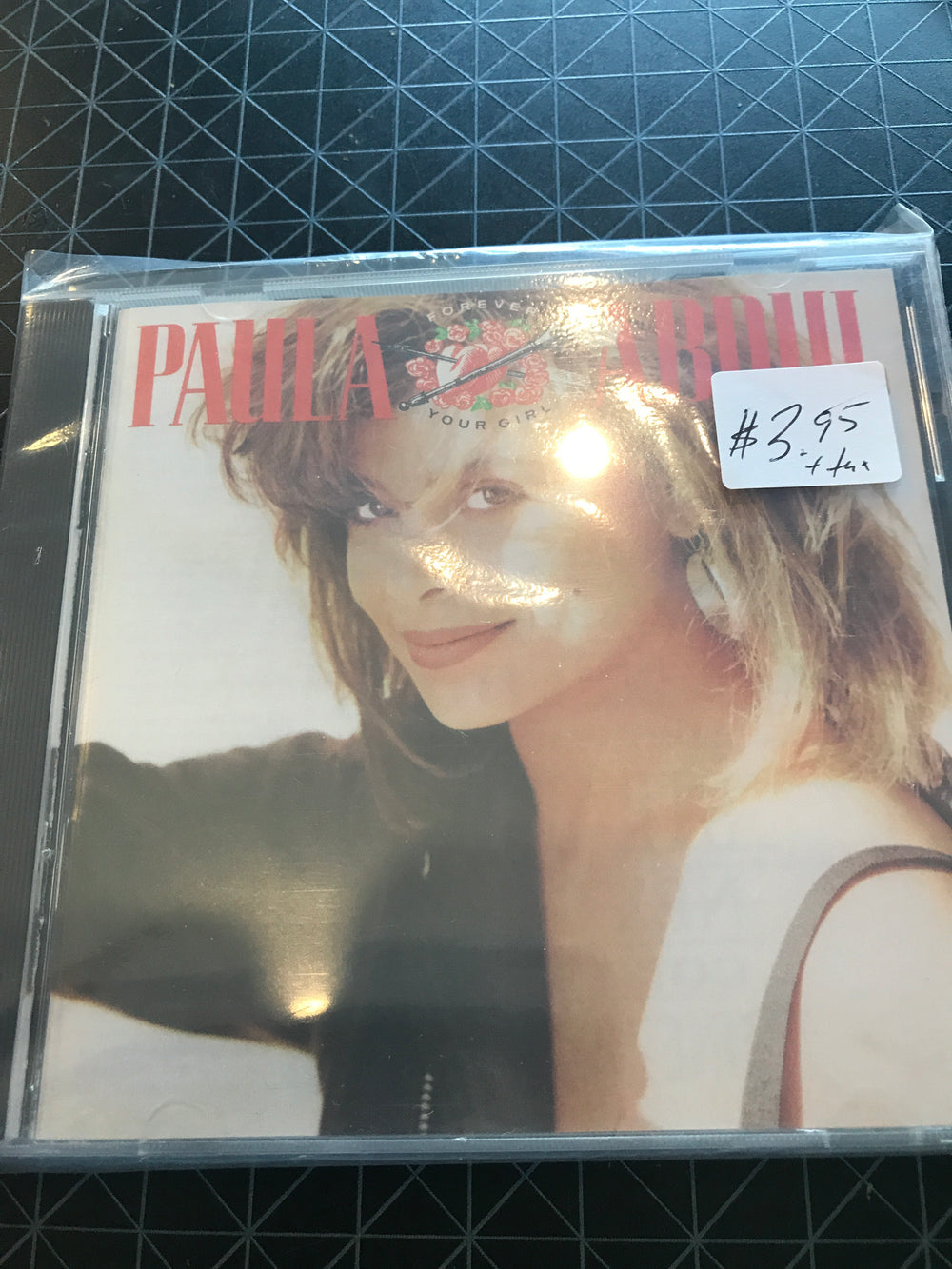 Paula Abdul - Your Girl - Used CD