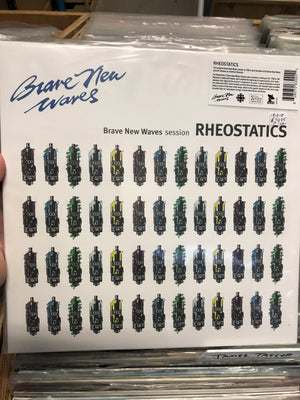 Rheostatics - Brave New Waves Session - Used Vinyl LP