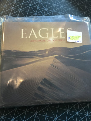Eagles - Long Road Out Of Eden - Used CD