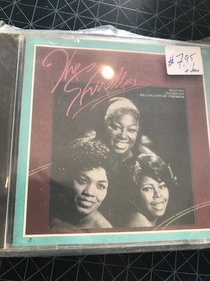 Shirelles, The - S/T - Used CD