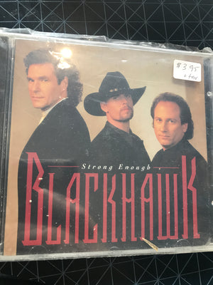 Blackhawk - Strong Enough - Used CD