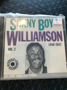 Sonny Boy Williamson - Vol. 2 1940-1942 - Used CD
