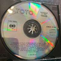 Toto - IV -  Used CD