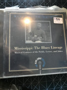 Various - Mississippi: The Blues Lineage - Used CD