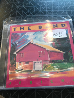 Band, The - Jericho - Used CD