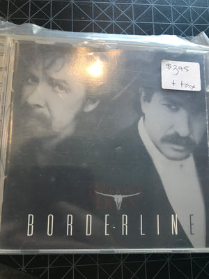 Brooks & Dunn - Borderline - Used CD