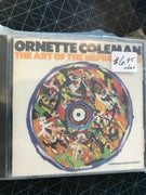 Ornette Coleman - The Art Of The Improvisers - Used CD