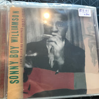 Sonny Boy Williamson - The Bluebird Recordings 1937-1938- Used CD