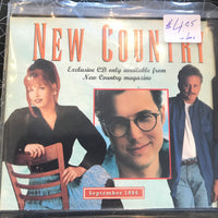 Various - New Country September 1994 - Used CD