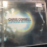 Chris Cornell - Euphoria Morning - Used CD