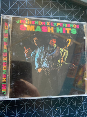 Jimi Hendrix Experience - Smash Hits -  Used CD