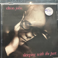 Elton John - Sleeping With The Past - Used CD