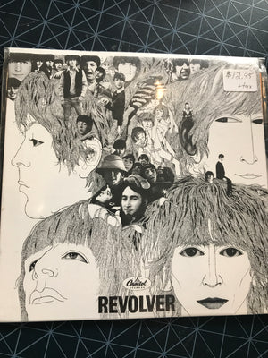 Beatles, The - Revolver (US Album) - Used CD