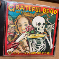 Grateful Dead - The Best Of - Skeletons From The Closet -  Used CD
