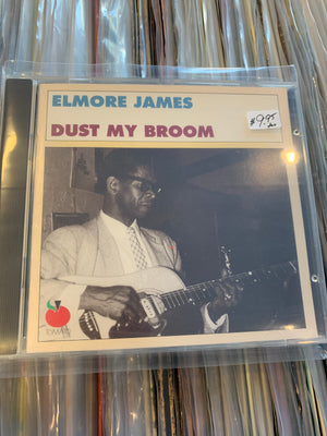 Elmore James - Dust My Broom - Used CD