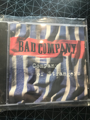 Bad Company - Company Of Strangers - Used CD