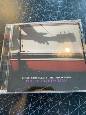 Elvis Costello & The Imposters - The Delivery Man - Used CD