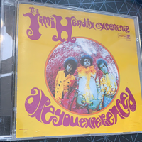 Jimi Hendrix - Are You Experienced - Used CD
