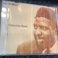 Thelonious Monk - Evidence - Used CD
