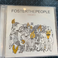 Foster The People - Torches - Used CD