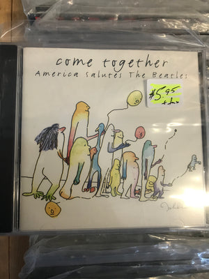 Various - Come Together - America Salutes The Beatles - Used CD