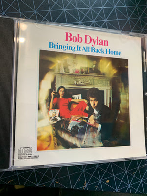 Bob Dylan - Bringing It All Back Home -  Used CD