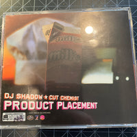 Cut Chemist & DJ Shadow - Product Placement - Used CD
