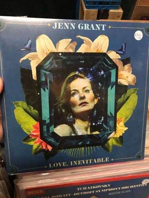 Jenn Grant - Love, Inevitable - New Vinyl LP