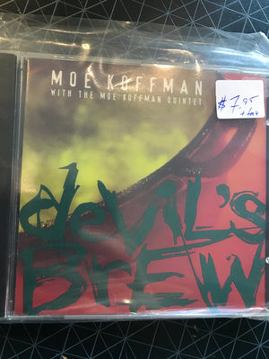 Moe Koffman - Devil's Brew - Used CD