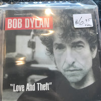Bob Dylan - Love And Theft - Used CD