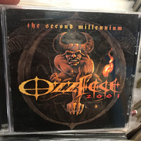 Various - Ozzfest 2001 - Used CD